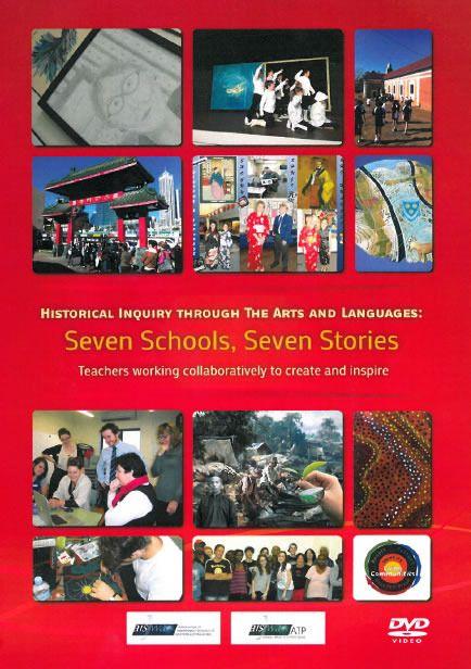 Seven Schools Seven Stories Book