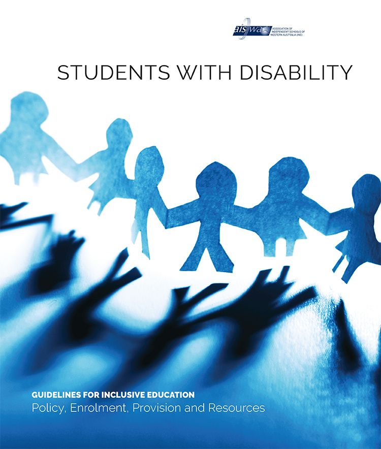 Students with Disability Book