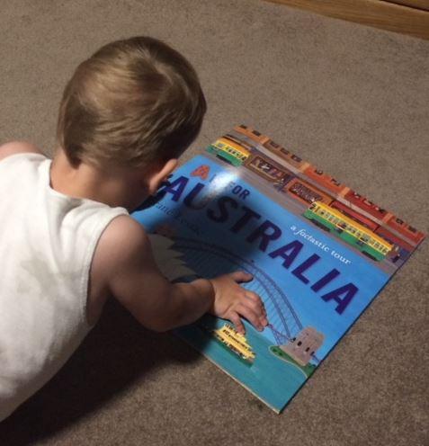 Australia Text