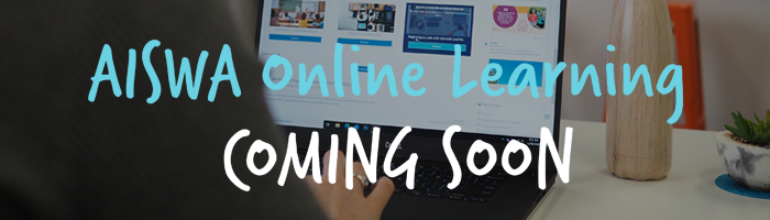 AISWA Online Learning - Coming Soon