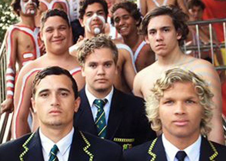 Wesley College Indigenous Students
